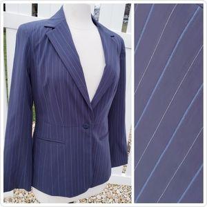 🆕 East 5th Navy Blue Spring Suit Jacket Blazer